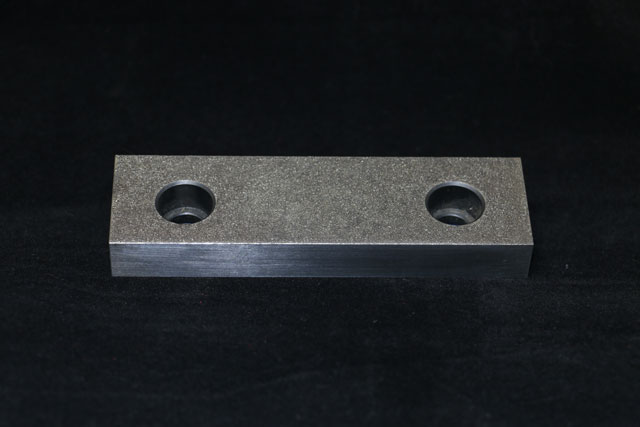 Workholding Equipment Textured Coating