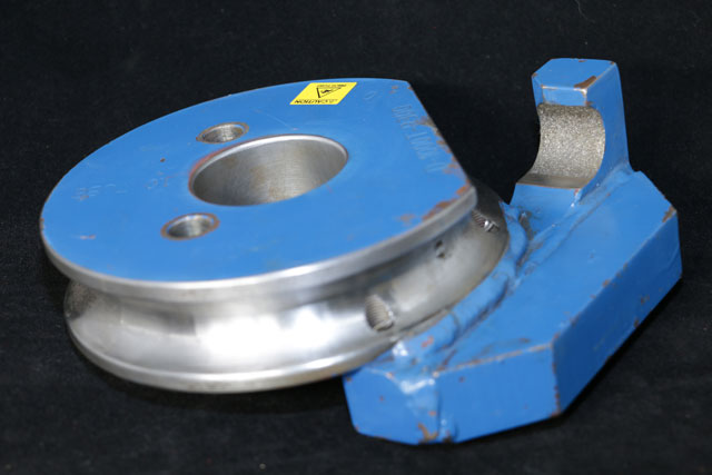 Workholding Jaws Tungsten Carbide Coating