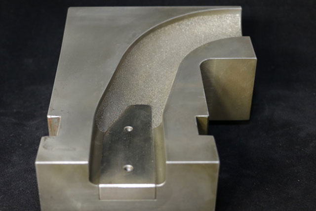 Workholding Jaws Textured Coating